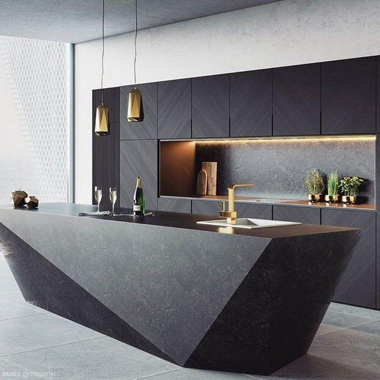 Home Designs Ultra Modern Kitchen Designs Ideas: 40 Beautiful Modern Kitchen Design Ideas