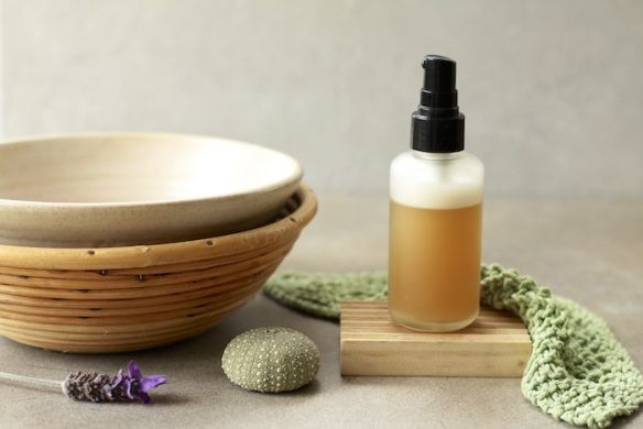 Handmade Liquid Soap \ HOMEGROWN KITCHEN