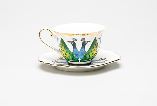 Crazy Bird Cup Green | T2 Tea | { Tabletop } | Pinterest | Teas ...