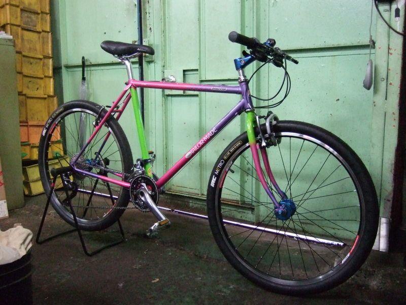 Old Mtb再生計画 ヴィンテージバイク 自転車 再生