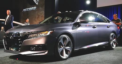 2018 Honda Accord Coupe Rumors V6 Price Release Date
