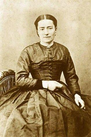 """Zélie Martin"".  Mãe de Santa Teresinha, de Lisieux."