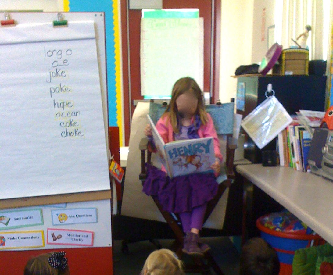 Second Grade Sparkle Fluency Awesome Reader Daily Reader