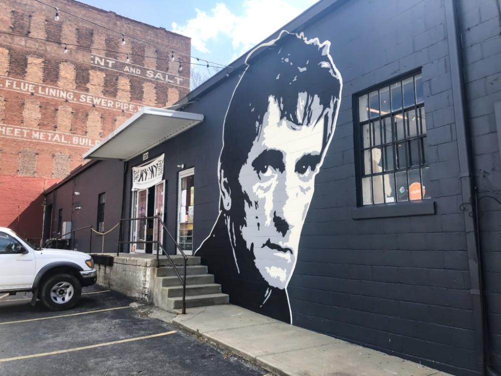 Street Art And Murals Of Lexington Kentucky Volume Ii In 2020 Street Art Lexington Mural
