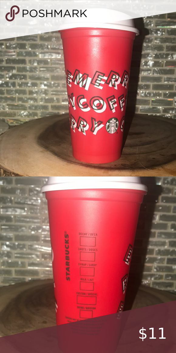 Starbucks reusable holiday cup in 2020 Holiday cups