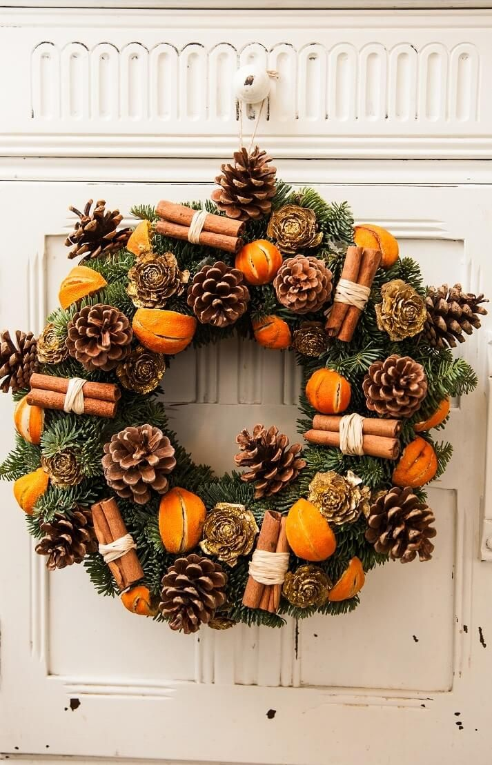 25 Christmas Wreath Ideas That Are Swoon-Worthy -