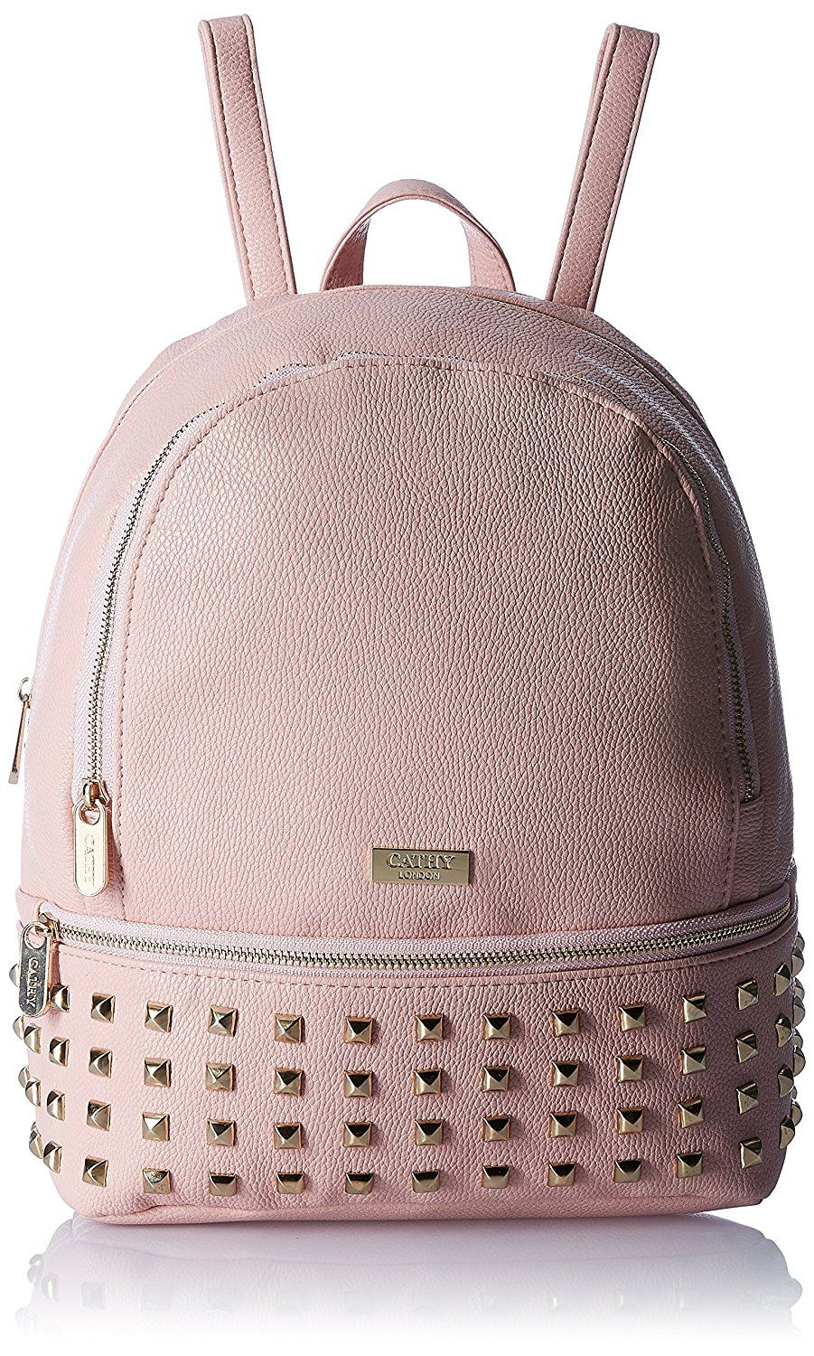 Cathy London Women s Backpack Handbag ( Pink,CATHY-124)  Amazon.in  Bags,  Wallets   Luggage 16c915b752