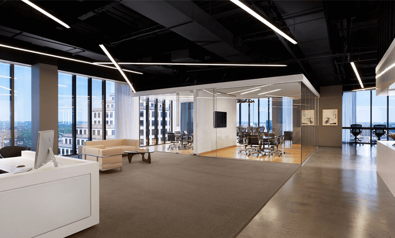 Image Result For Dropbox Office Interiors Lauckgroup Office Interior Design Corporate Interiors Modern Office Design