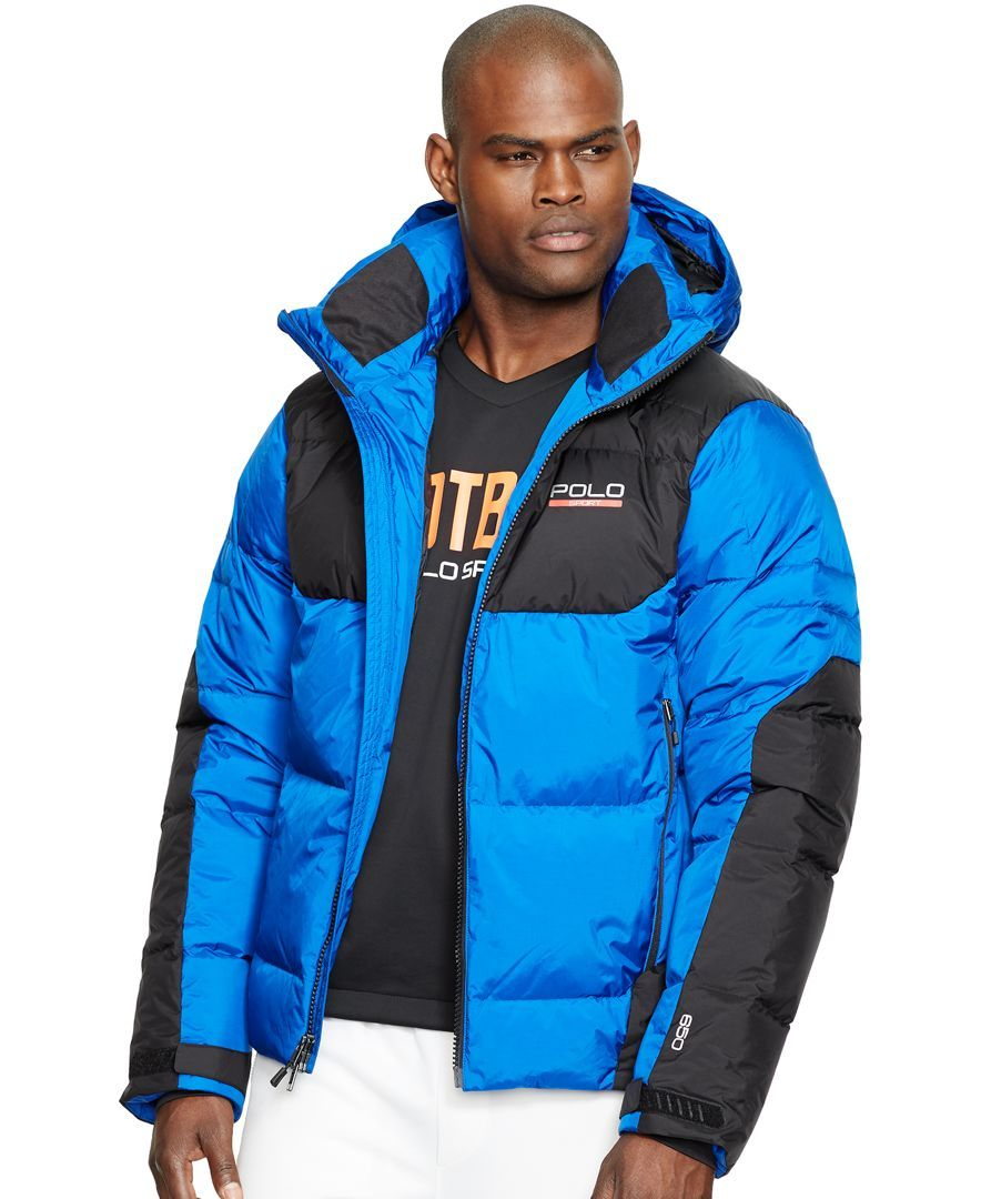 Polo Ralph Lauren Sideline DownFeathers Jacket Feather