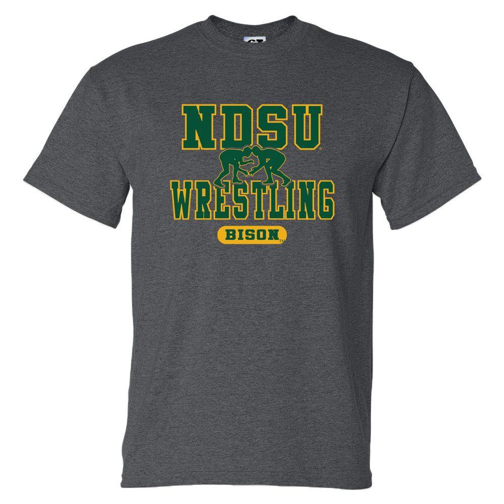 Wrestling ci sport ndsu gear pinterest wrestling shirts jpg 1000x1000 Ndsu  bison apparel 37307b341a42