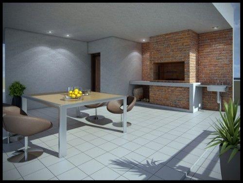 Quincho cerrado moderno buscar con google quinchos for Casa moderna quincho