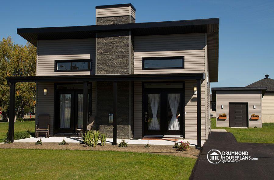 NOUVEAU BUNGALOW MODERNE À TRÈS BON PRIX Maison contemporaine ou - Modeles De Maisons Modernes