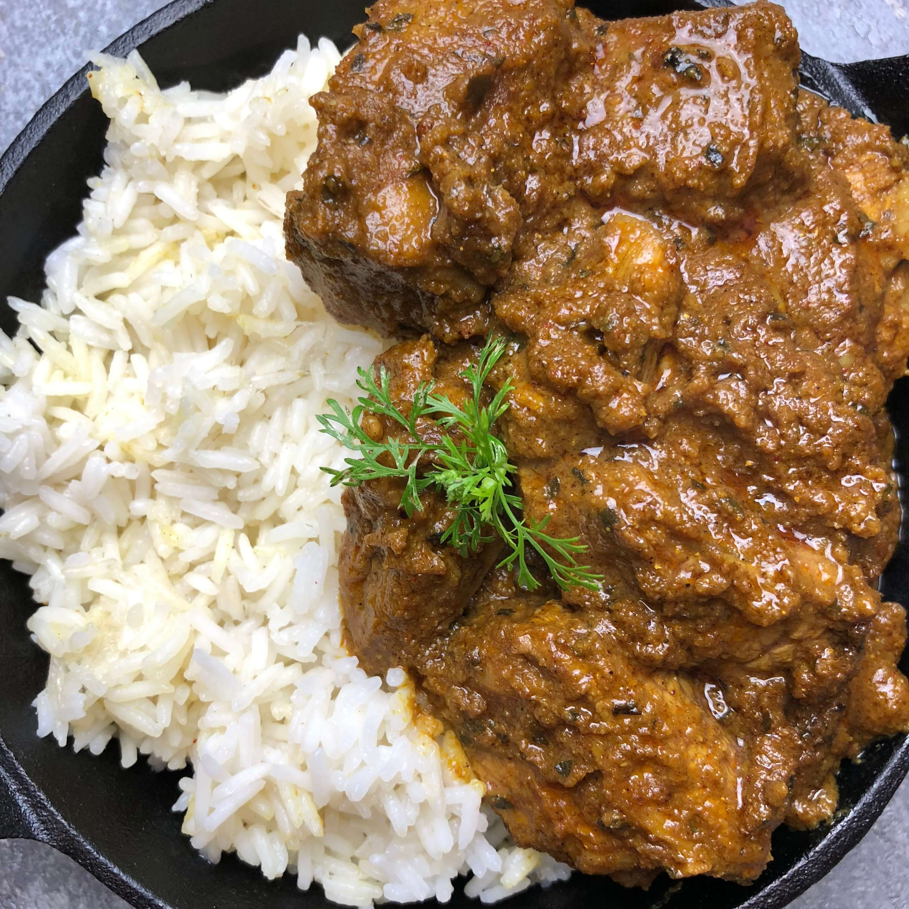 Nates Authentic Tasting Lamb Curry Recipe Curry Recipes