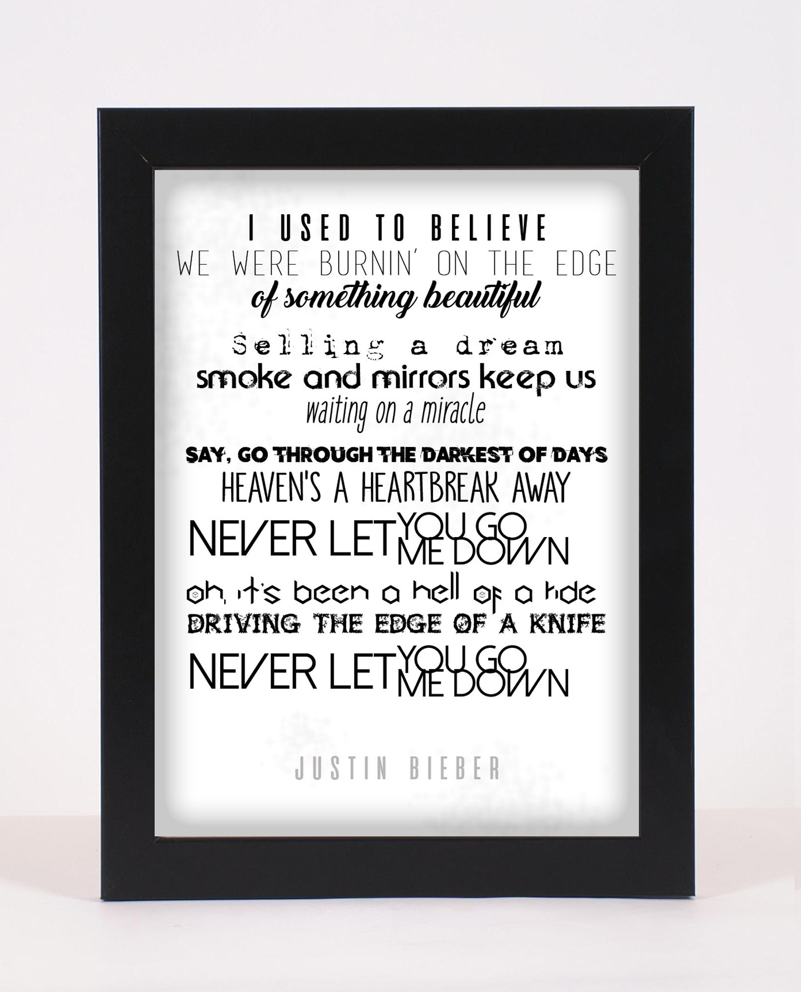 Justin Bieber - Let Me Love You Lyric Poster. Visit Pop and Indie Prints for high quality printed typography posters. LINK: https://www.etsy.com/uk/listing/470925604/justin-bieber-let-me-love-you-pop-and?ref=shop_home_active_3 VISIT THE SHOP NOW AT: www.etsy.com/shop/popandindieprints and keep up to date with new additions, or to message for a custom made poster of your favourite lyrics, free of charge! VISIT THE FACEBOOK PAGE AT: www.facebook.com./popandindieprints