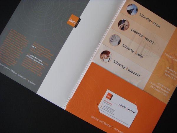 54 Unique Pocket Folder and Office Stationery Designs Stationery - resume presentation folder