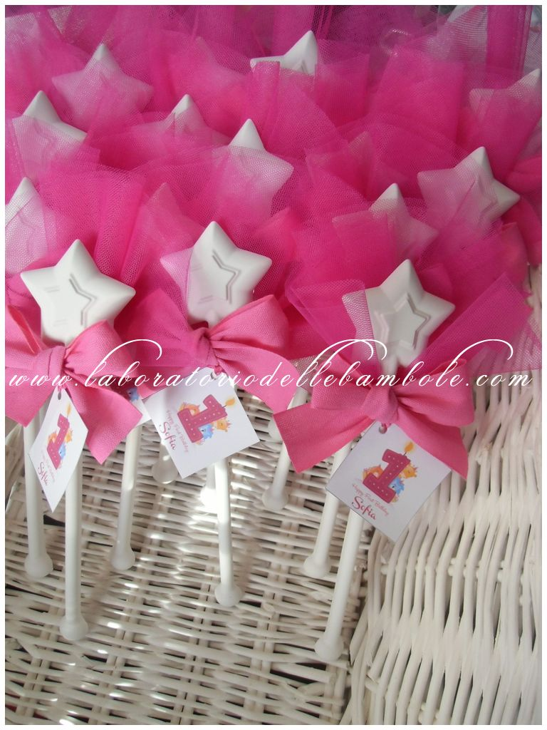 lollipop stelle | Birthday love | Pinterest | Baby christening and ...