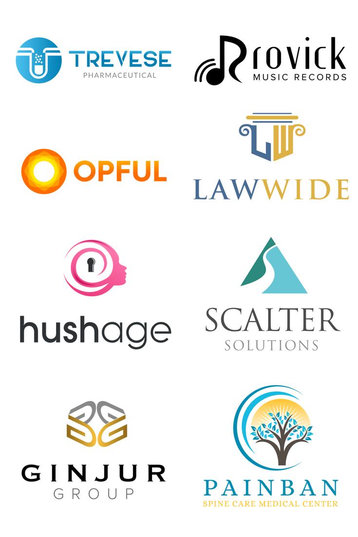 Catchy Domain names Business Name ideas Logo ideas