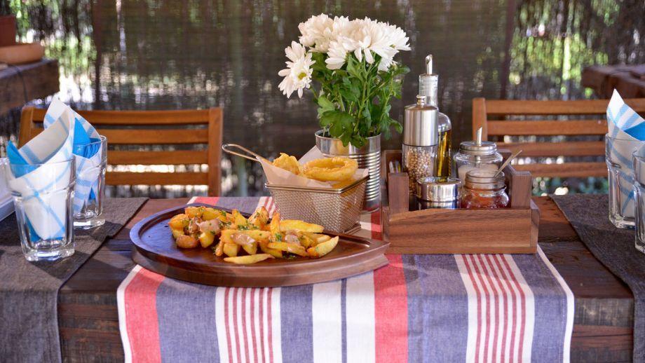 Resultado de imagen de cenas al aire libre canal cocina