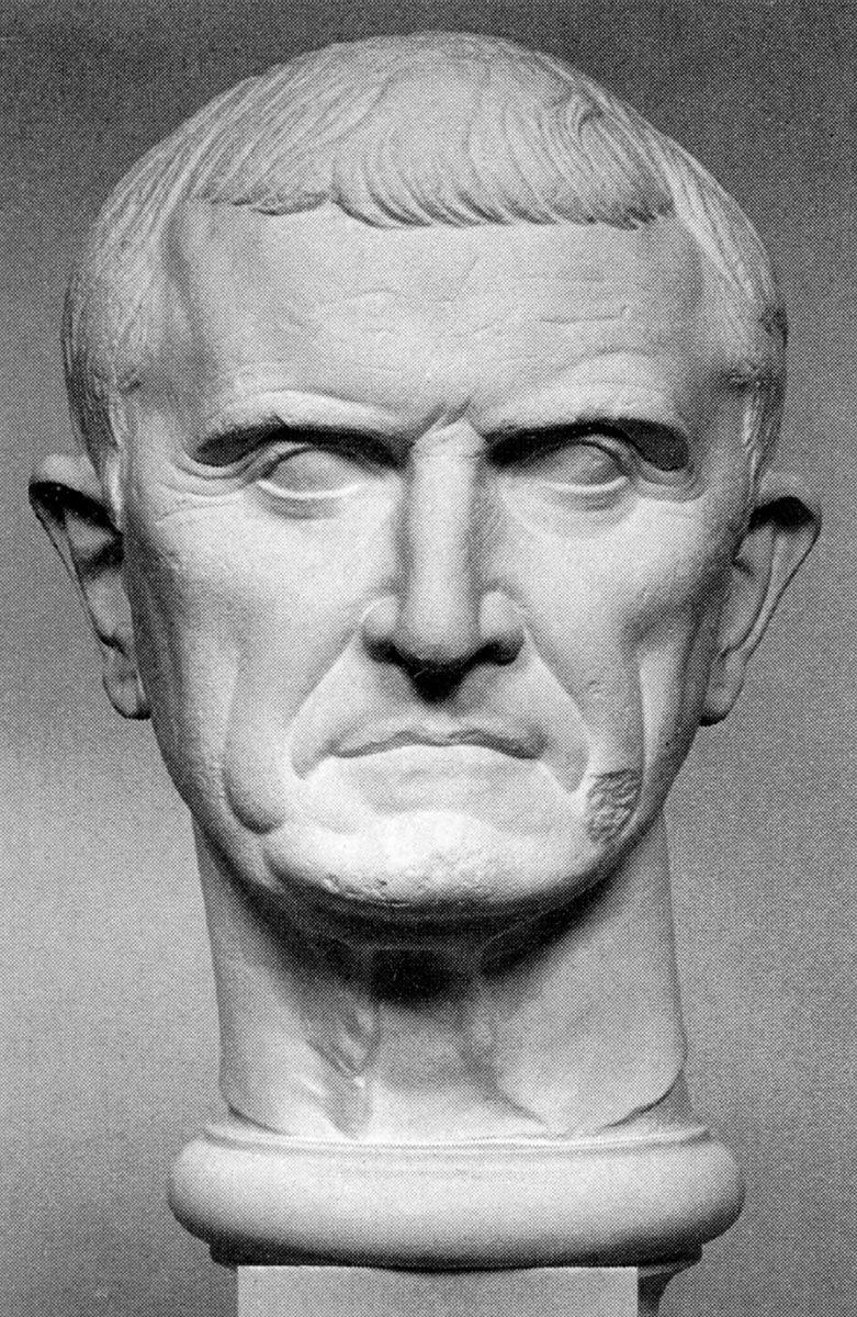 Crassus Mark Licinius - Ancient Roman commander, winner of Spartacus. Origin, biography 18