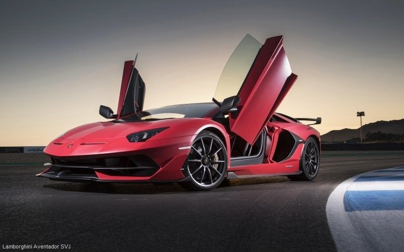 72 New Lamborghini Cars Have Been Sold In Russia In 2018 With