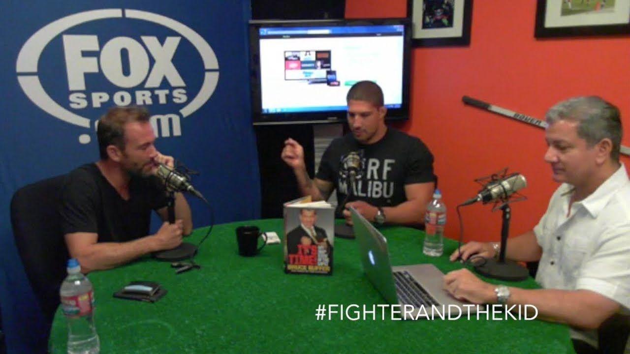 cool #FighterAndTheKid: Bruce Buffer