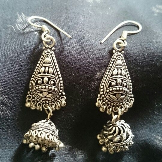 #earrings #jewellery #ethnic #intricate #india #love #fashion