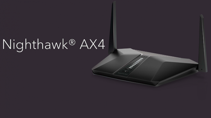 WiFi 6 Router at Affordable Cost Thanks to Nighthawk AX4