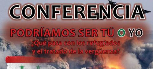 Silvina Monteros dará una conferencia sobre refugiados y migración