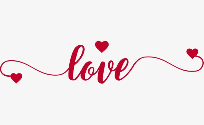Wavy line,curve,love,Valentine's Day,Parting line,Red love,Love art word,Dividing line,marry,wedding,Cartoon line,love vector,split vector,line vector