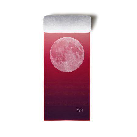Yeti Yoga Non Slip yoga towel The Caliban