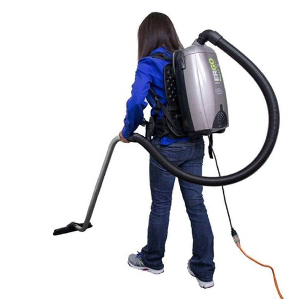 Backpack Vacuums Are Common Industrial Cleaners But Are Also Preferred By Many For Home Use These Backpack Hepa Vacuum Portable Carpet Cleaner Backpack Vacuum
