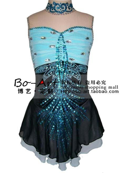 BOART hot sales Ice Skating Dress Beautiful New Brand vogue ...