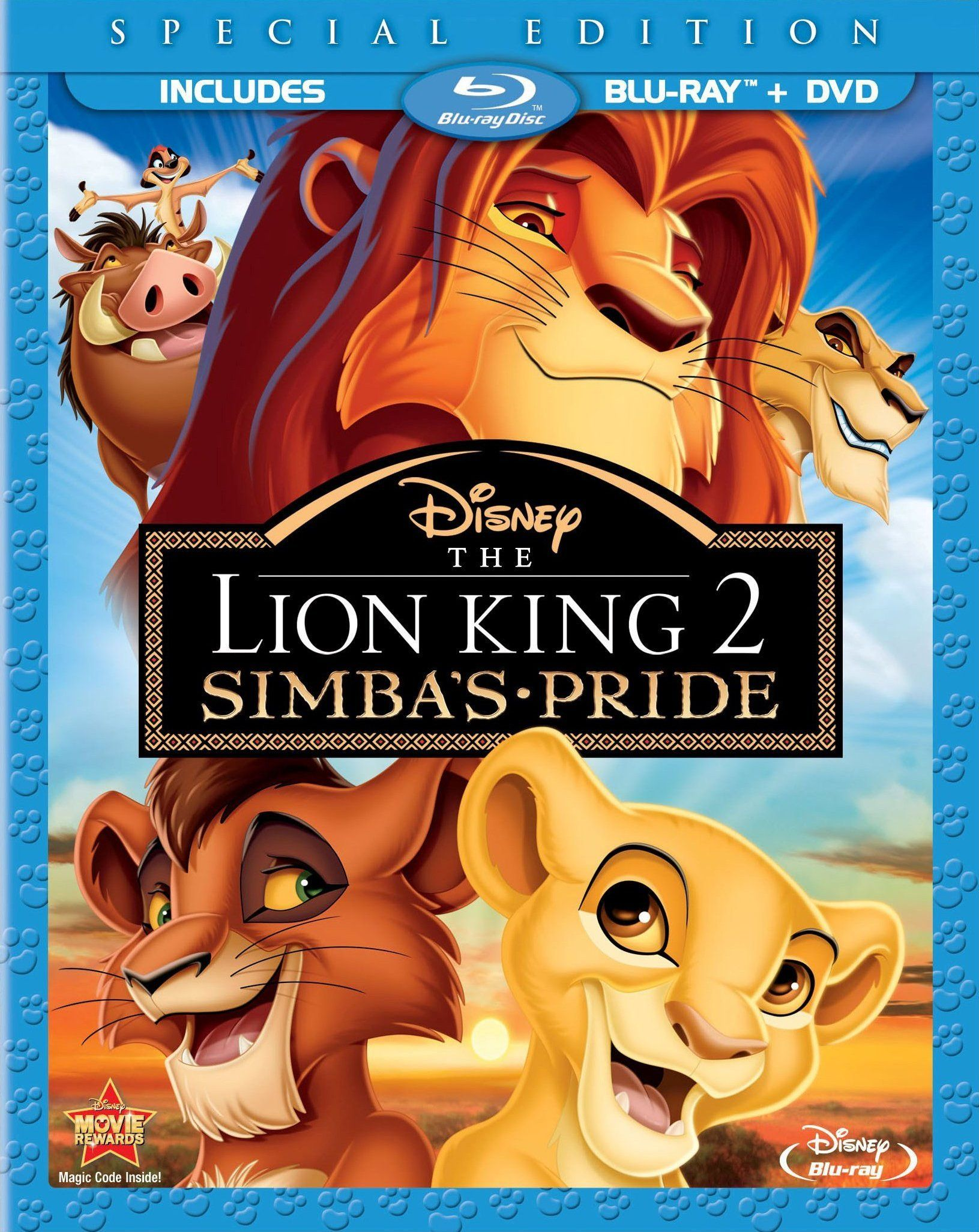 The Lion King 2 Simba S Pride With Images Lion King 2 Lion