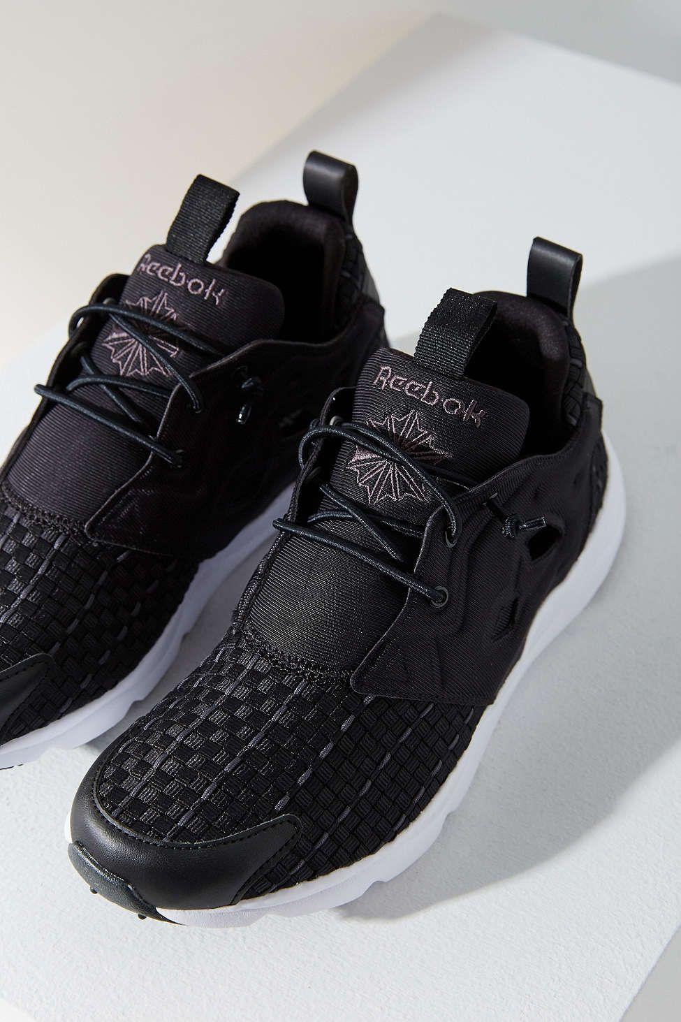 6f48a8e2f28f3d ... Reebok Furylite New Woven Sneaker ...