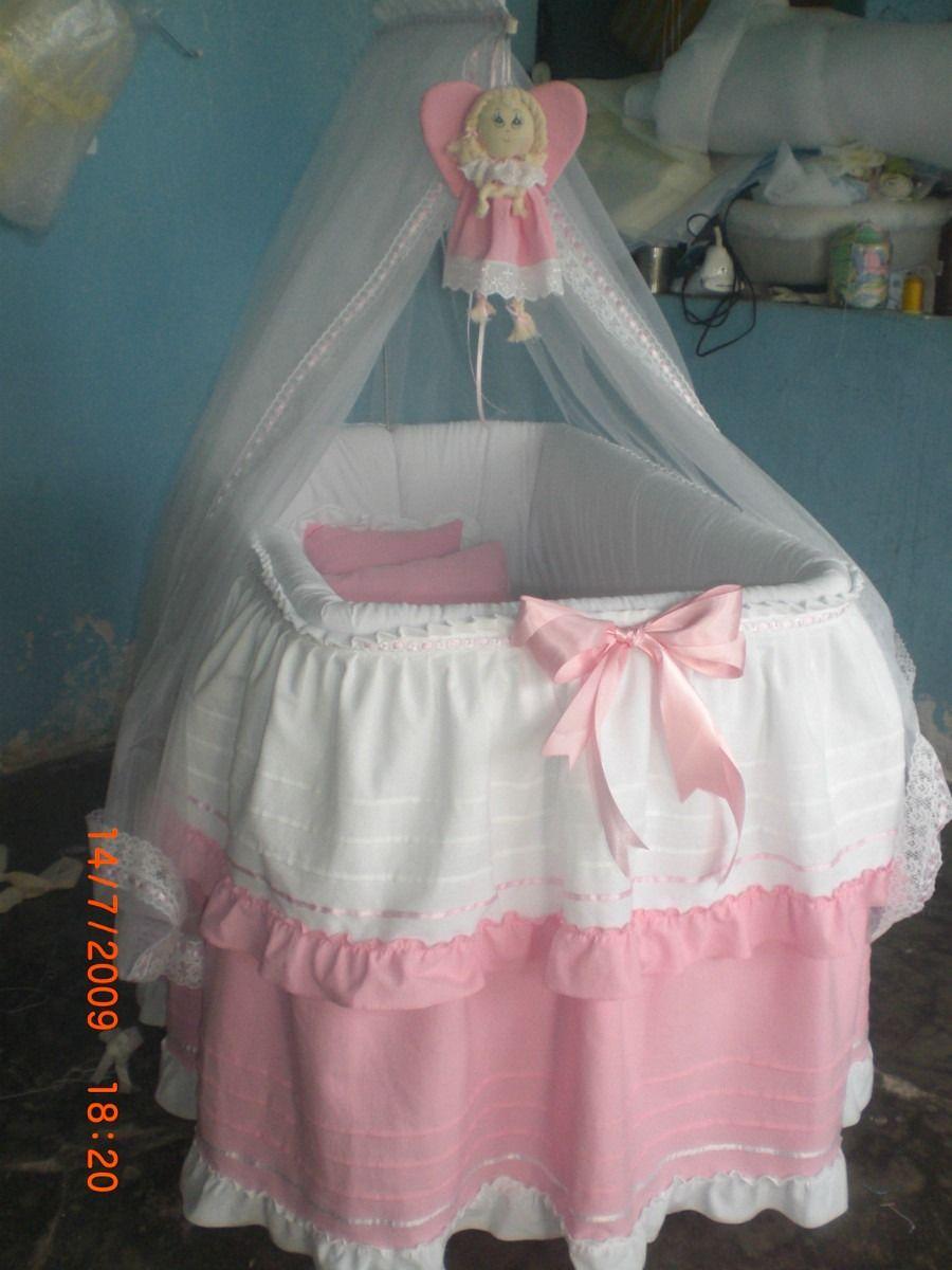 Moises Cuna Para Bebes | Creaciones Claudimar | Pinterest | Cunas ...