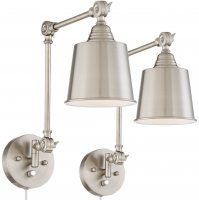 12 of The Best Plug In Wall Sconces (no electric required ... on Sconces No Electric Plug id=64789