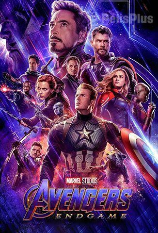 Ver Avengers 4 Endgame 2019 Online Latino Hd Pelisplus Marvel Movie Posters Marvel Movies Download Movies