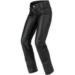 Photo of Calças de couro para senhora reduzidas e jeans de couro para mulher