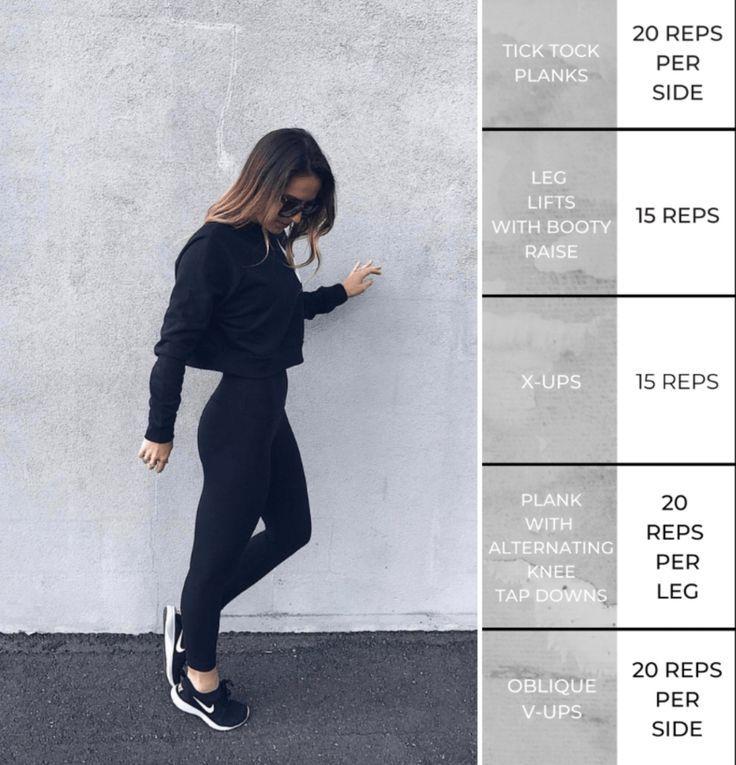 Core Burn Workout #workout #athomeworkout #coreworkout #workoutprintable #printableworkout #fitness...