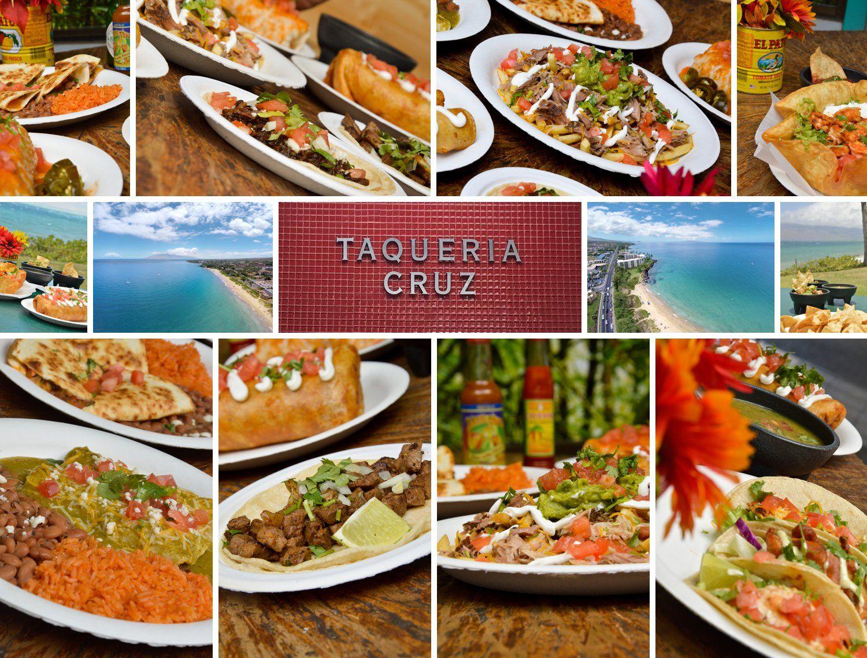 Taqueria Cruz Review | Mexican food recipes, Food, Maui restaurants