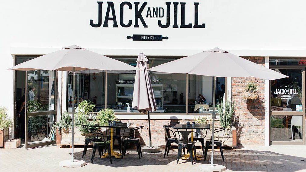 Featuring Jack & Jill Food Co. One of our new next door
