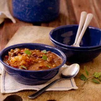 Grab a spoon and dig in to my Beef Stew & Dumplings.   One ...