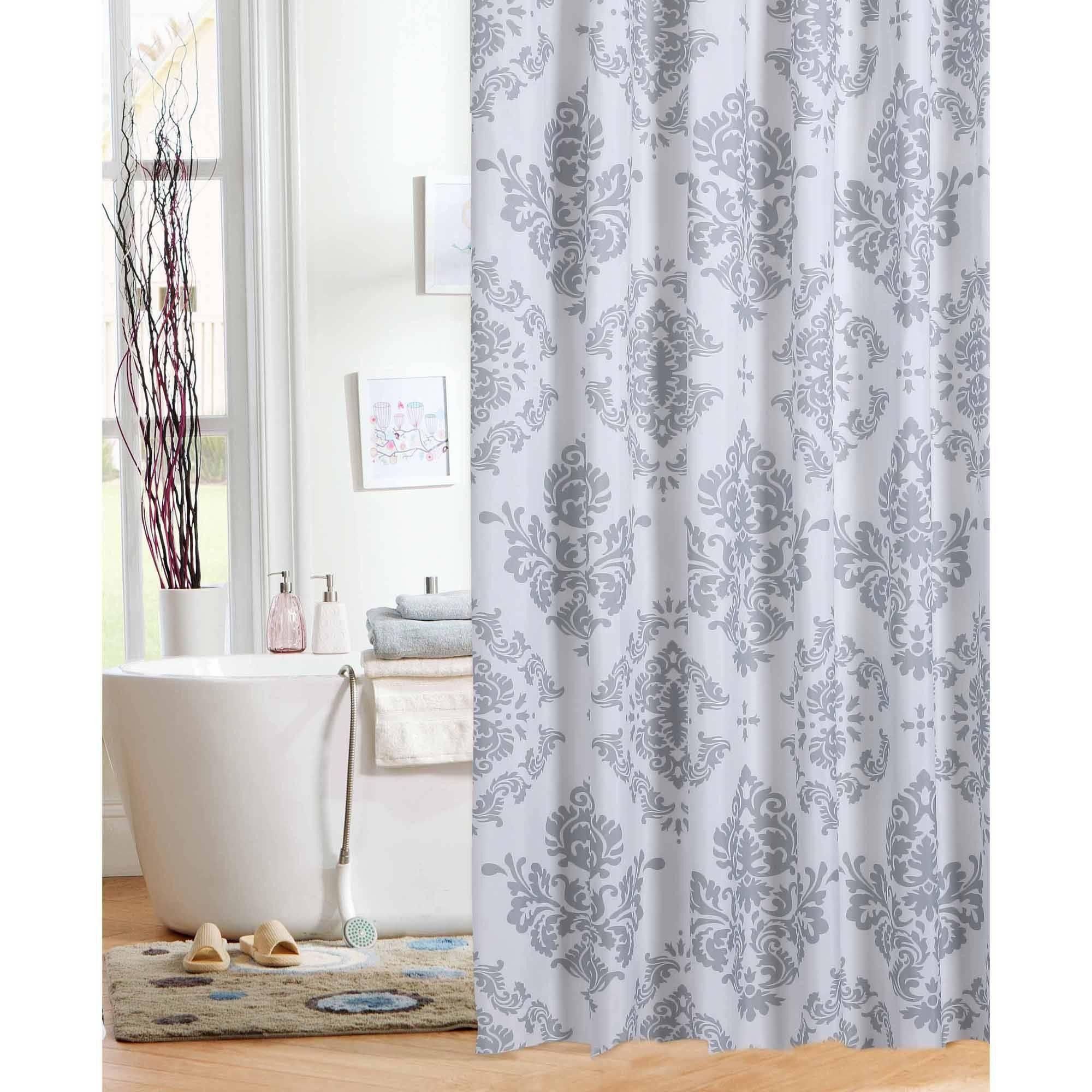 New Jeweled Shower Curtain Fabric Shower Curtains Shower