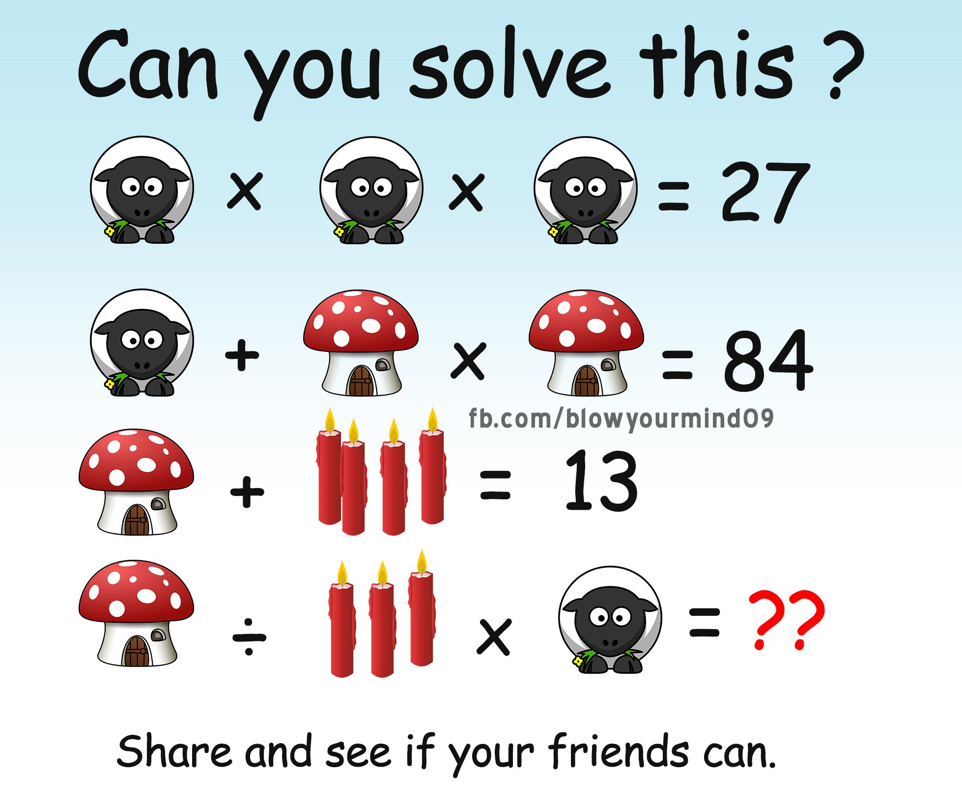Can You Solve This Viral Math Puzzle That Is Boggling: Pin Szerzője: Szilvia Kilián, Közzétéve Itt: Fejtörő