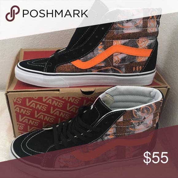 vans sk8-hi reissue(van doren)hoffman black 2 16 Vans Shoes Sneakers 0263634c62a