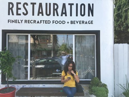 Fancy Frenchie Co Eat Long Beach Dog Friendly Restaurant Brunch