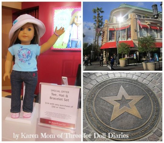 Out and About With Doll Diaries