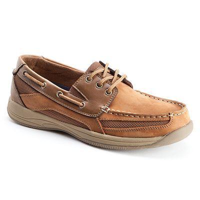 Croft \u0026 Barrow® Boat Shoes - Men | Boat