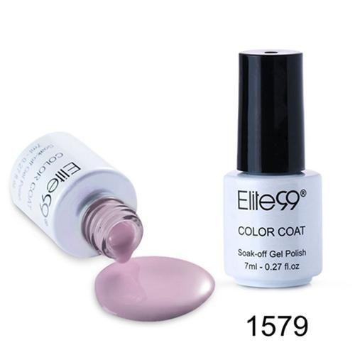 Nail Gel Polish UV&LED Candy Colors 7ML