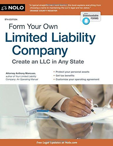 Form Your Own Limited Liability Company  HttpWwwDarrenblogs